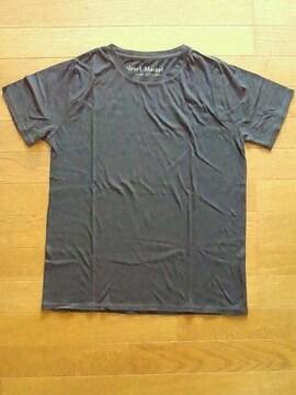 HEARTMARKET ハートマーケット クルーネック半袖Tシャツ 黒