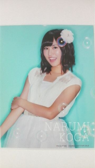 NMB48 MUST BE NOW CD封入生写真 古賀成美 即決  < タレントグッズの