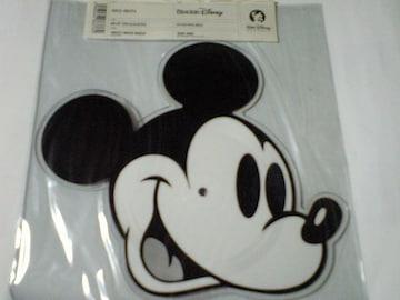 激レア!限定3000枚!ミッキーマウス顔型レコード ビークル「ミッキーマウスマーチ」ハスキングビー