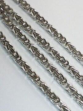 新品☆イタリー製品シルバー925 スペシャルネックレス50�p