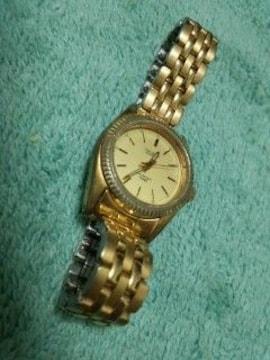 オリエント 腕時計 ゴールド