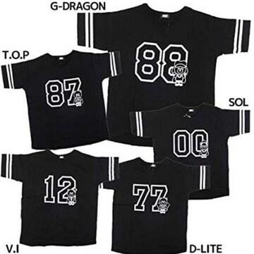 BIGBANG G-DRAGON ジヨン Tシャツ