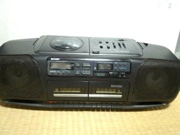 シャープ CDラジカセ QT50CD