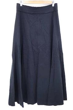 SACRA(サクラ)カットオフ変形ワイドスカートフレアスカート