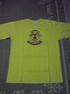 B-BOY.スト系 超美品 product Tシャツ XL イエロー
