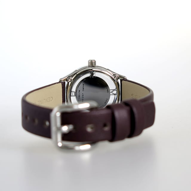 マーク ジェイコブス クオーツ レディース 腕時計 MJ1461 < ブランドの