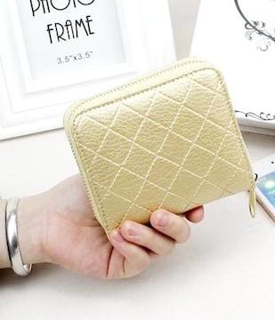 ショートウォレット 二つ折りミニ財布 コインケース