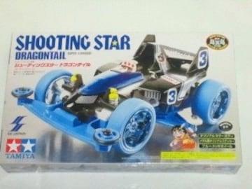 ミニ四駆 SHOOTING STAR DRAGONTAIL シューティング スター ドラゴンテイル ブラック