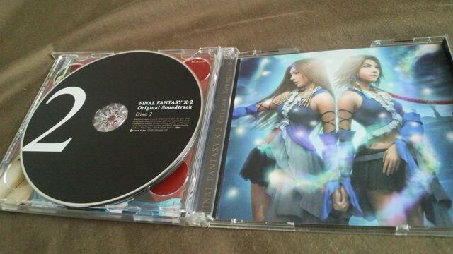ファイナルファンタジーX-2FFオリジナルサントラリュックストラップ付 < CD/DVD/ビデオの