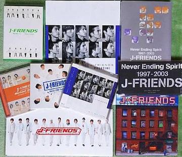 送料込★J-FRIENDS★シングル&DVD(初回限定盤)