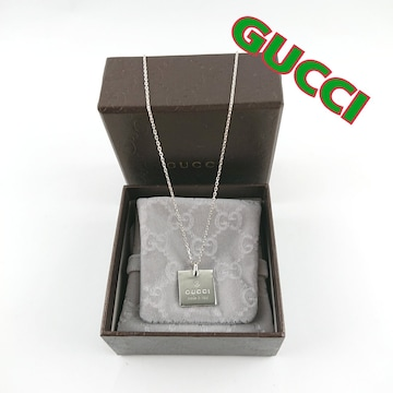 GUCCI グッチ ネックレス