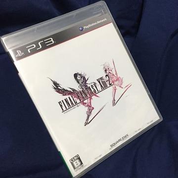 新品 ファイナルファンタジー13-2 FF13-2 PS3