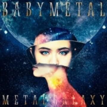 即決 BABYMETAL METAL GALAXY 初回生産限定 MOON盤 新品