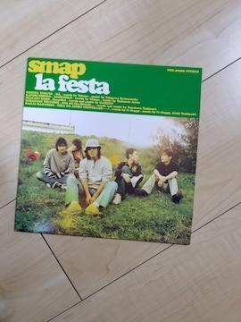 SMAP 「La Festa」美品
