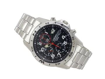 セイコーの腕時計【SND375P1】