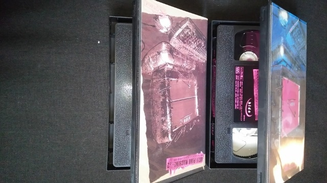 VHS UGLY PINK MACHINE 1&2 < タレントグッズの