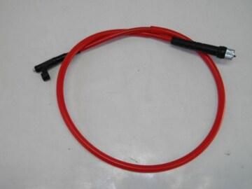 (2040)CB400SF 新品 赤 スピード メーター ワイヤー