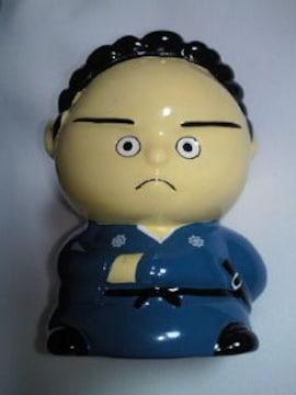 坂本龍馬 漫画 アニメ イラスト デザイン 貯金箱 陶器製 土佐 高知