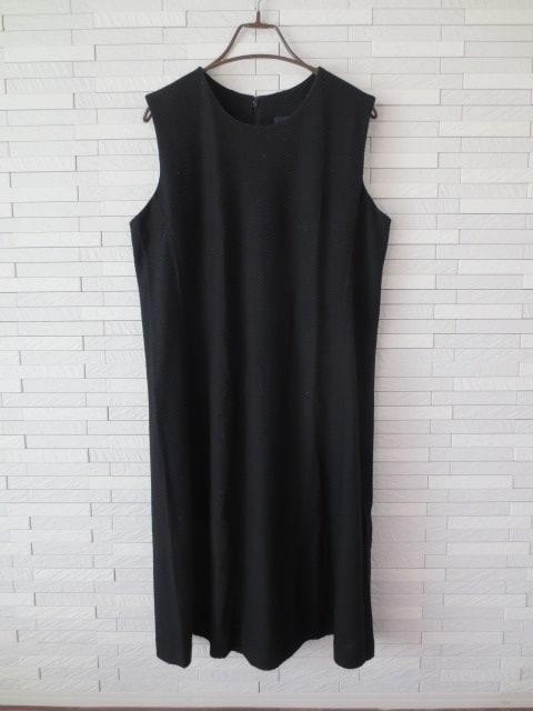 即決/COMME CA DU MODE BLANC D'OEUF/マタニティワンピース/黒/M  < 女性ファッションの