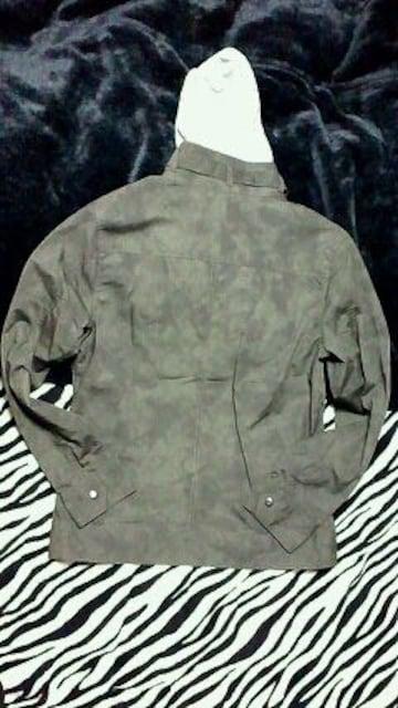 フード付ジャケット☆KAHKI(L) < 男性ファッションの