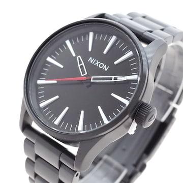 ニクソン  腕時計 メンズ A450005 クォーツ ブラック