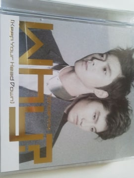 東方神起 TOHOSHINKI WHY?[Keep Your Head Down](CD + DVD)