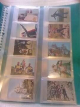 旧カルビー仮面ライダーカード70枚セット