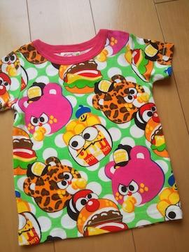 中古シークレットTシャツ110ピンクJAM