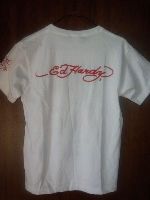エド・ハーディー    半袖Tシャツ  新品未使用