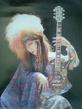 X JAPAN hide ポスター 1990