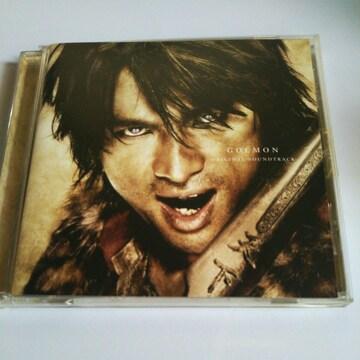 CD GOEMONサウンド・トラック〒送料無料