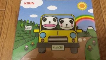 非売品 未使用  KIRIN  生茶パンダマウスパッド
