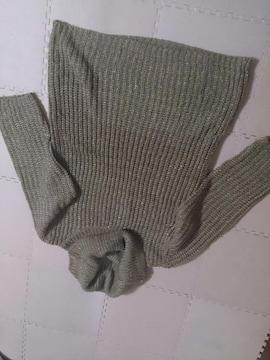 Marble Waltz ざっくり手編み風セーター 美品