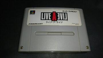 SFC ライブ・ア・ライブ / ライブアライブ スーパーファミコン