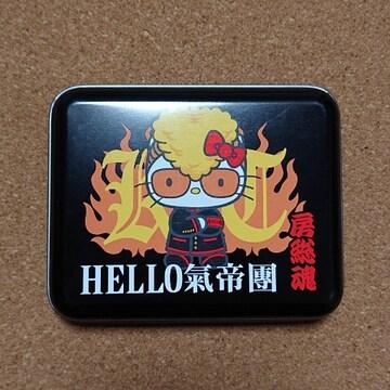 氣志團×キティコラボ/缶ケース