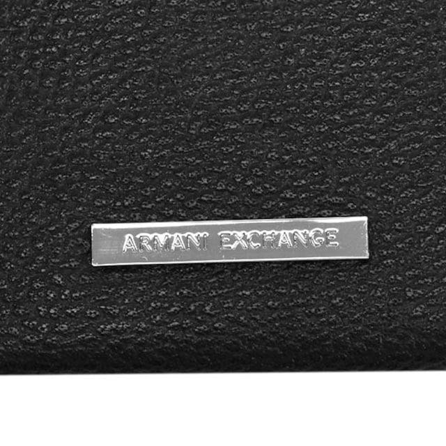 ◆新品本物◆アルマーニエクスチェンジ カードケース(BK)『958116 CC206』 ◆ < ブランドの