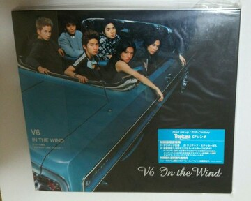 IN THE WIND/初回盤