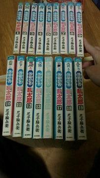 落第忍者乱太郎〓コミック17冊セット〓忍たま〓