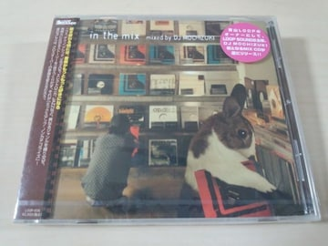 CD「in the mix mixed by DJ MOCHIZUKI」新品 青山LOOP●
