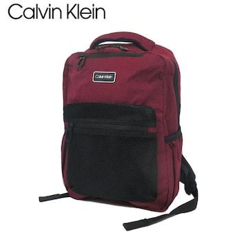 Calvin Klein LC980AK8  バッグパック / リュック BURGUNDY