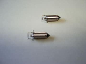 (83)Z250FTZ400B/Tフロートバルブ2個