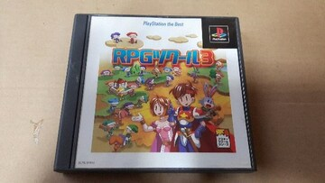 PS☆RPGツクール3☆美品♪
