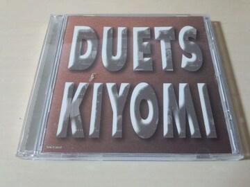 鈴木聖美CD「DUETS」●