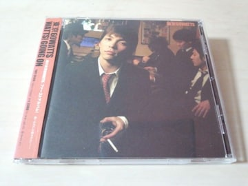 東京60WATTS CD「WATTS!GOING ON」廃盤●