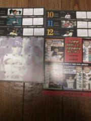 ベースボール・マガジン2009年版公式日程付卓上カレンダー
