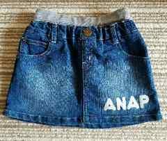 ANAP Kids デニムスカート