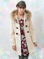 イング☆花柄ワンピ