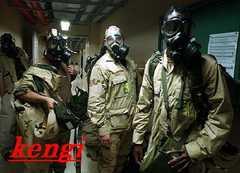 米軍 ガスマスク キャニスター 新型 新品
