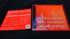 Mr.Children◆[(an imitation)blood orange]◆DVD付◆2012年◆