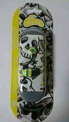 送料無料!正規品スカルキャンディink'd 新品iPhoneイヤホン